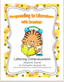 Listening Comprehension: Responding to Literature with Drawings