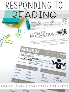 Responding to Reading: FREE SAMPLE