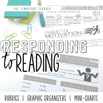 Responding to Reading: Improvement Pack