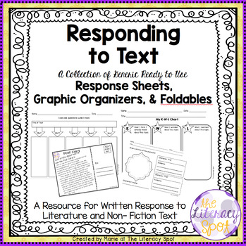Responding to Text