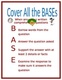 Responding to Written Comprehension Questions