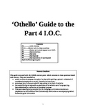 Responding to an 'Othello' Extract