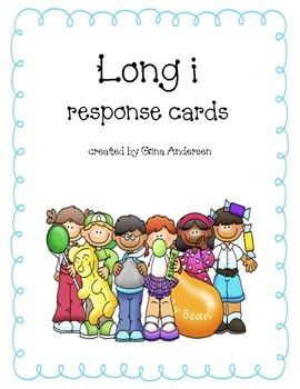 Response Cards-Long i