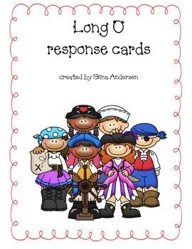 Response Cards-Long o