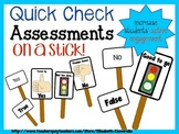 Response Cards for Quick Assessment and Active Student Engagement