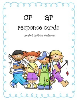 Response Cards-or ar
