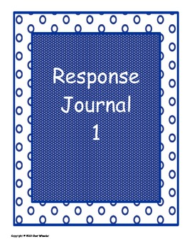 Response Journal 1