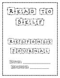 Response Journal - Chapter Books