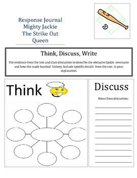 Response Journal - Mighty Jackie