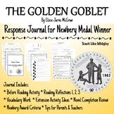 Response Journal for Newbery Honor Book: The Golden Goblet