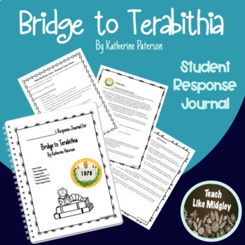 Response Journal for Newbery Winner: Bridge to Terabithia