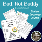 Response Journal for Newbery Winner: Bud, Not Buddy