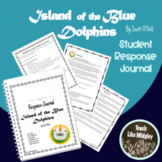 Response Journal for Newbery Winner: Island of the Blue Dolphins