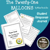 Response Journal for Newbery Winner: The Twenty-One Balloons