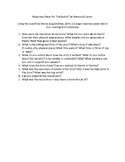 "Response Questions for short reading ""The Cathedral"" by Ra"