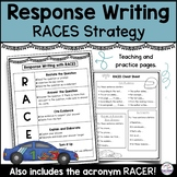 RACES Writing Strategy FREEBIE