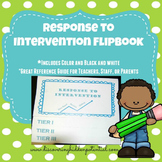 Response to Intervention Flipbook