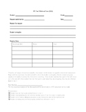 RTI Response to Intervention Tier 2 Referral Form (ELA)