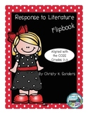 Response to Literature Flipbook for Grades 2-3