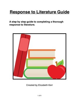 Response to Literature Guide