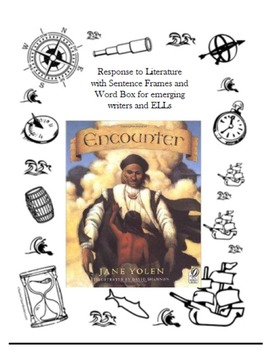 Response to Literature for Encounter