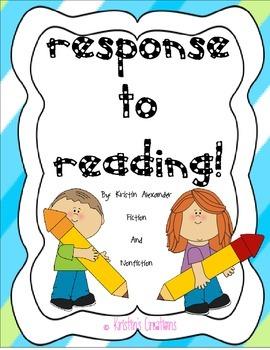 Response to Reading