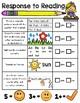 Kindergarten Response to Reading Rubric