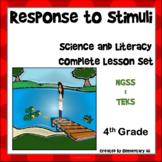 Response to Stimuli: Complete Lesson Set Bundle (TEKS & NGSS)