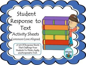 Student Response Sheets