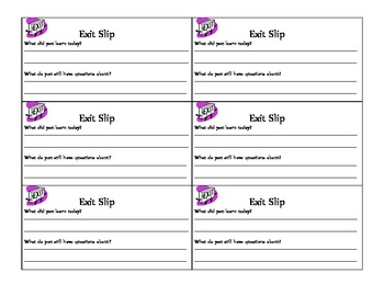 Response/Engagement Activities for the Classroom