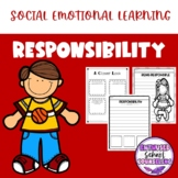Responsibility Acitivity Pack- 8 Activites, Awards and Vouchers Included