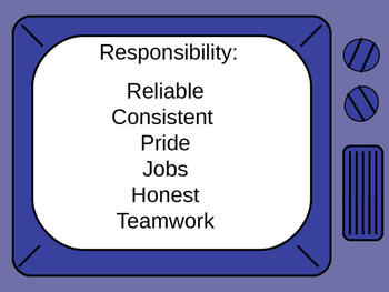 Responsibility Assembly
