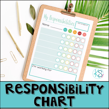 Responsibility Behavior Tracker