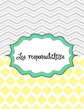 Responsibility Board