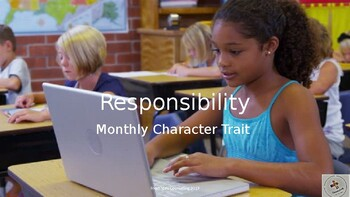 Responsibility Character Trait