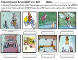"Responsibility & Decision Making w/ ""Curious George Rides a Bike"""