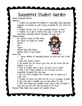 Responsibility Garden