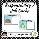 Responsibility / Job Cards