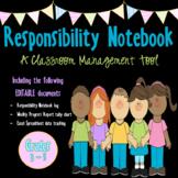 Responsibility Notebook
