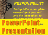 Responsibility PowerPoint Lesson