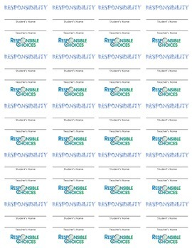 Responsibility Tickets