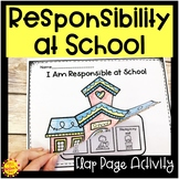 Responsibility at School | Differentiated Writing | Specia