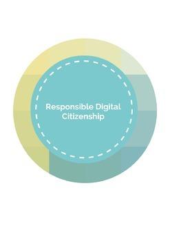 Responsible Digital Citizenship Cover