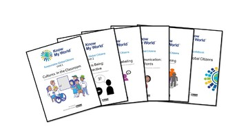 Responsible Global Citizens Elementary Edition: Bundle