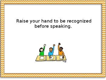 Responsible Student Program Editable Power Point Slides
