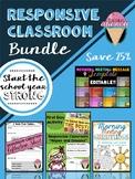 Responsive Classroom Bundle