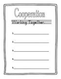 Responsive Classroom C.A.R.E.S Lists