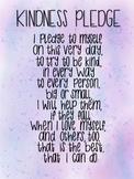 Kindness Pledge