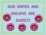 Responsive Classroom: Our Hopes and Dreams are Sweet! Bull