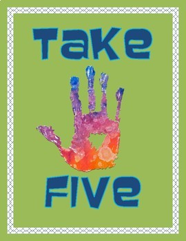 Responsive Classroom: Take 5-- Taking Calming Breaks
